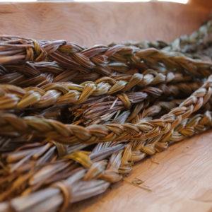 Sweet-grass-ceremony-four-secred-medicine