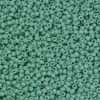 Japanese Seed Bead, TOHO 11-55/11-412D, Opaque Turquoise Blue Green, 11/0 30 grams