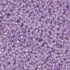Japanese Seed Bead, Matsuno 11-534A, Ceylon Lavender Luster, 11/0