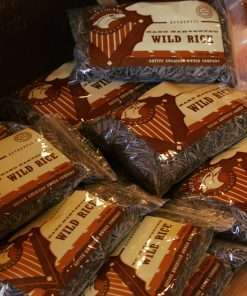 Minnesota Hand Harvested Wild Rice 1/2 Pound