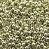 Japanese Seed Bead, TR-11-PF558, TOHO PermaFinish Opaque Galvanized Aluminum Silver, 11/0 30 grams