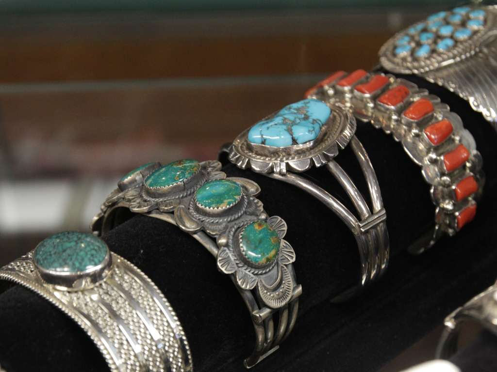 Native american jewelry portland oregon style guru for Southwestern silver turquoise jewelry