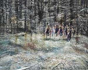 first-frost-joanne-bird-native-american-artist-acrylic-on-canvas