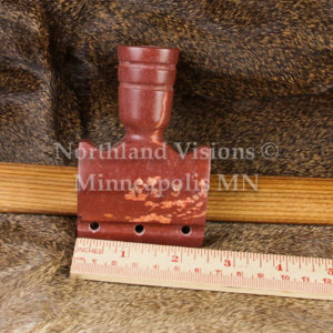 10352-4-Pipestone-Pipe-MIc-Mac-Cedar-Stem-peacepipe-peace-catlinite-ceremonial
