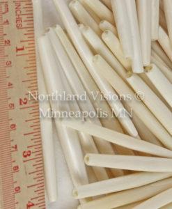 1054-2-ruler-White-4in-Bone-Hair-Pipe-Hairpipe