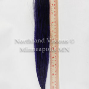 11940-Ruler-horse-hair-tail-1oz-dyed-10in-12in