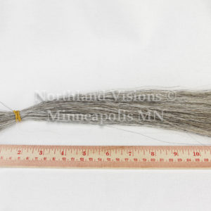 11942-horse-hair-tail-1oz-Ruler-natural-10in-12in