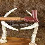 2553-1-Pipestone-Pipe-Plains-Elbow-Cedar-Stem-peacepipe-peace-catlinite-ceremonial