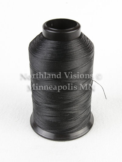 Nymo thread cone D black