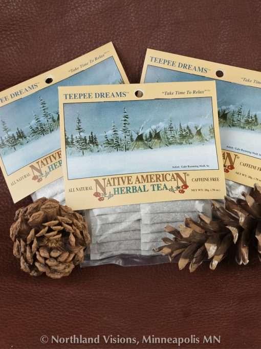 Teepee Dreams - Native American Herbal Tea