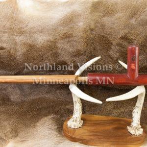 5269-2-Plains-Tpipe-pipestone-pipe-Catlinite-ceremonial-peacepipe-peace