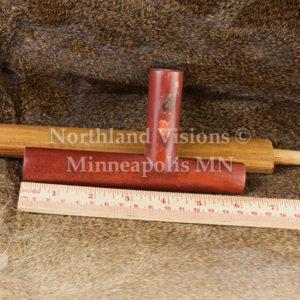5269-4-Plains-Tpipe-pipestone-pipe-Catlinite-ceremonial-peacepipe-peace