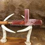 5271-1-Pipestone-Pipe-Plains-Eagle-head-Cedar-Stem-peacepipe-peace-catlinite-ceremonial