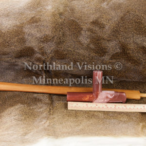 5271-4-Plains-Eagle-Head-pipestone-pipe-Catlinite-ceremonial-peacepipe-peace