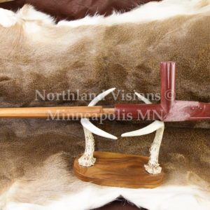 5272-2-Plains-Eagle-Head-pipestone-pipe-Catlinite-ceremonial-peacepipe-peace