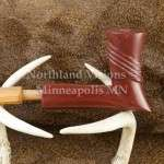 8285-1-Plains-elbow-Raised-Rings-pipestone-pipe-Catlinite-ceremonial-peacepipe-peace
