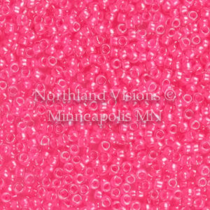 12030-15-Japanese-seed-bead-Crystal-neon-Color-Lined