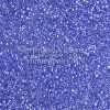 Miyuki Delica Cylinder/Seed Bead, DB0240/DB240, Ceylon Color Lined Light Cobalt, 11/0 7 grams