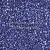 Miyuki Delica Cylinder Bead, DB0243, Ceylon Color Lined Blue, 11/0 7 grams