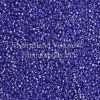 Miyuki Delica Cylinder Bead, DB1569, Opaque Cyan Blue Luster, 11/0 7 grams