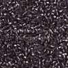 Miyuki Delica Cylinder Bead, DB1205, Transparent Light Amethyst Silver Lined, 11/0 7 grams