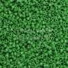 Miyuki Delica Cylinder/Seed Bead, DB0724/DB724, Opaque Pea Green, 11/0 7 grams