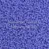 Miyuki Delica Cylinder Bead, DB0730, Opaque Sapphire Blue, 11/0 7 grams