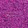 Miyuki Delica Cylinder Bead, DB2049, Luminous Inside Color Hot Pink, 11/0 7 grams
