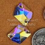 10296-Cosmic-20x16mm-AB-Sew-on-Crystal