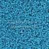 Miyuki Delica Cylinder Bead, DB2133, Duracoat Opaque Azure Blue, 11/0 7 grams