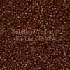 Miyuki Delica Cylinder Bead, DB2142, Duracoat Opaque Cognac, 11/0 7 grams