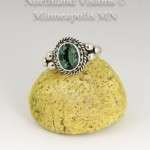 14017-Green-Quartz-Ring-Contemporary-jewelry-native-american-hand-made
