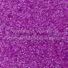 Japanese Seed Bead, 209C, Transparent Crystal Neon Color Lined Deep Plum, 11/0 30 grams