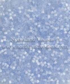 Miyuki Delica Cylinder Bead, DB0831, Silk Satin Light Blue, 11/0 7 grams