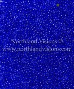 Japanese Seed Bead, 151, Transparent Cobalt Blue, 11/0 30 grams