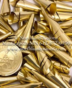 18325-Large-Brass-Plain-Jingle-Cone-Anishinaabe-Bimishimo