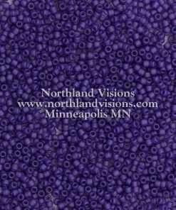 Japanese Seed Bead, Matsuno 11-F399J, Transparent Grape Matte, 11/0 30 grams