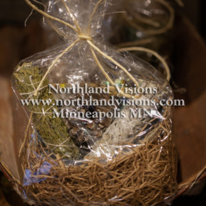 15252-Bag-Smudge-Kit-sage-cedar-sweetgrass-abalone-shell-Northland-Visions