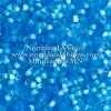 Miyuki Delica Cylinder Bead, DB1860, Silk Satin Delphinium Blue, 11/0 7 grams