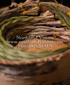 166-Basket-Sweetgrass-Northland-Visions
