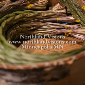 166-Basket-Sweetgrass-Northland-Visions