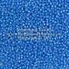 Japanese Seed Bead, 430E, Opaque Bodemer Blue Luster, 11/0 30 grams