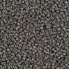 Miyuki Delica Cylinder Bead, DB1175, Galvanized Graphite Matte, 11/0 7 grams