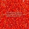 Miyuki Delica Cylinder Bead, DB0795, Opaque Vermillion Matte, 11/0 7 grams