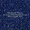 Miyuki Delica Cylinder Bead, DB2143, Duracoat Opaque Navy Blue, 11/0 7 grams