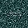 Miyuki Delica Cylinder Bead, DB2358, Duracoat Opaque Evergreen, 11/0 7 grams
