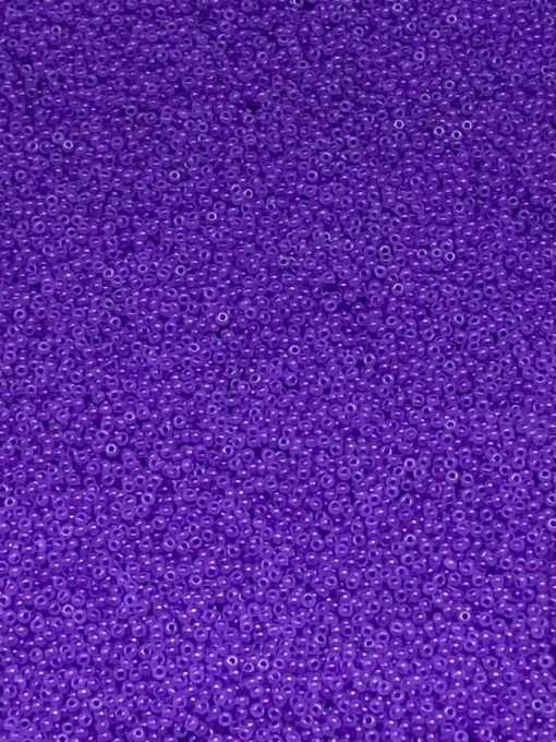 Czech Seed Bead, 02623, Amethyst Opal Sol Gel, Loose, 11/0 30 grams
