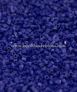 Japanese Seed Bead, 414, Opaque Royal Blue, 15/0 Hex, 14 grams