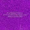 Japanese Seed Bead, Miyuki Round Rocailles 11-438, Opaque Deep Plum Luster, 11/0