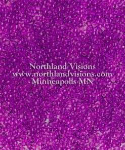 Japanese Seed Bead, Miyuki 11-153E, Transparent Purple, 11/0 30 grams